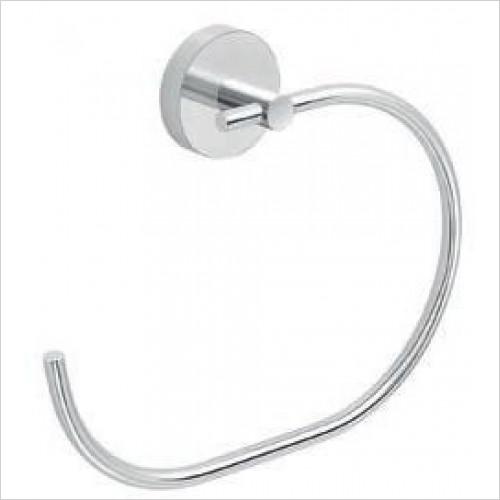 Bathroom Origins - Gedy Eros Towel Ring