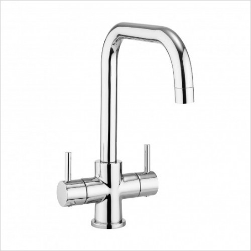 Crosswater - Design Dual Lever Kitchen Mixer