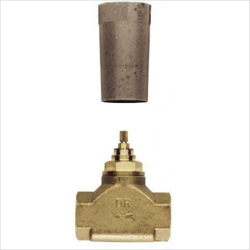 Grohe - Concealed Stop-Valve, 1''