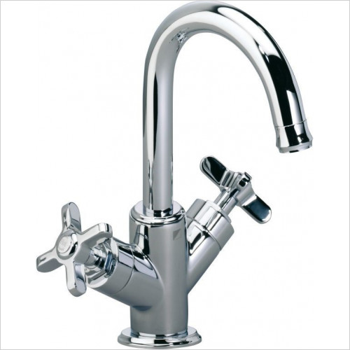 Roper Rhodes - Wessex Basin Mixer With Click Waste