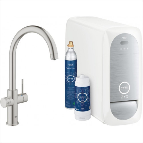 Grohe - Blue Home Starter Kit C-Spout