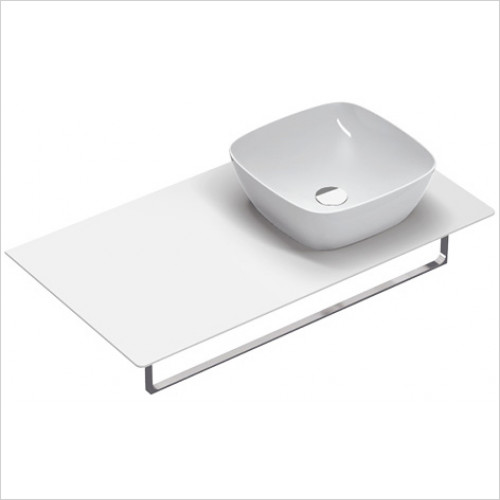 Catalano - Ceramic Top For RH Side Green Lux 40 Basin 0TH