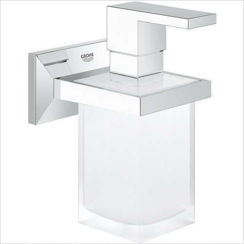 Grohe - Allure Brilliant Holder With Soap Dispenser