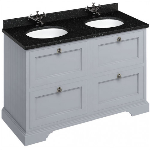 Burlington - 1300 Freestanding Vanity Unit With Drawers