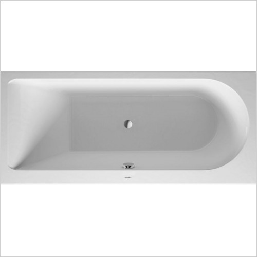 Duravit - Darling New Bathtub 1700x750mm Built-In Corner Left