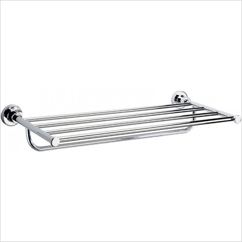 Bathroom Origins - Sonia Tecno Project Towel Rack 45cm