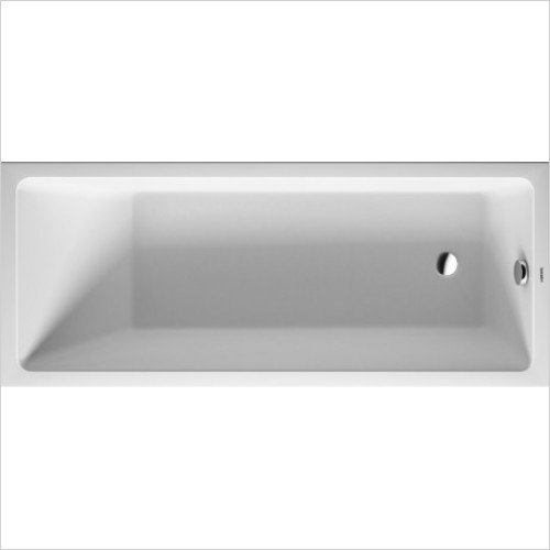 Duravit - Bathtub Vero Air 1700x700mm Built-In