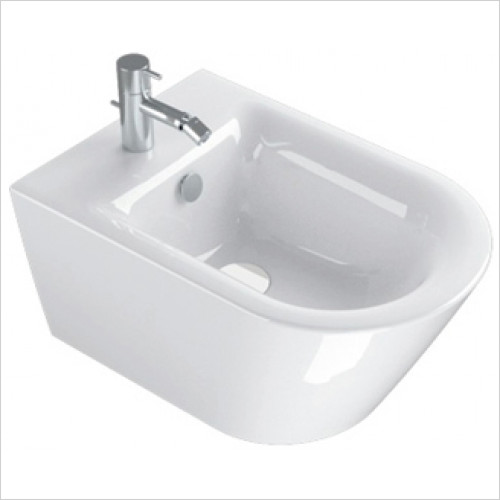 Catalano - Zero 55 Wall Hung Soft Bidet 1TH