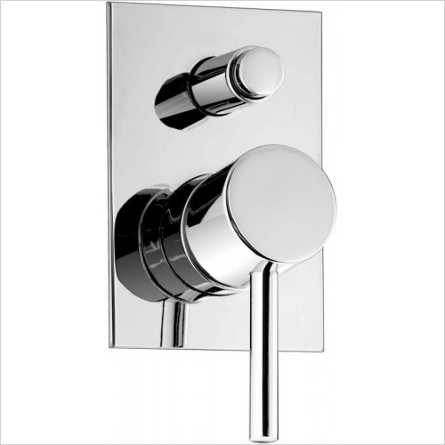 Cifial - Techno Mini Concealed Manual Bath/Shower Mixer