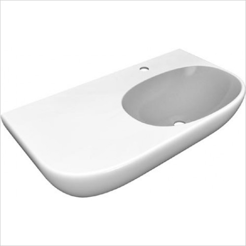 Cifial - A1 800mm Right Hand Basin 1TH