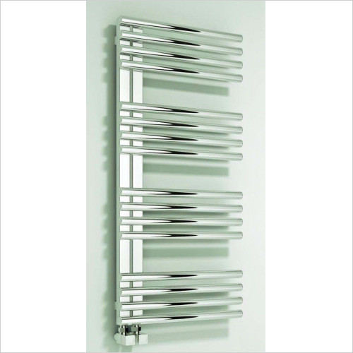 Reina - Reina Adora Steel Heated Radiator Towel Rail 1106 X 500
