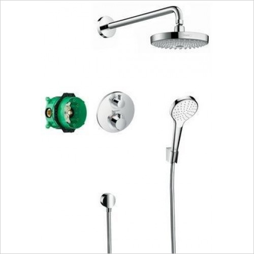 Hansgrohe - Design ShowerSet Croma Select S/Ecost.S