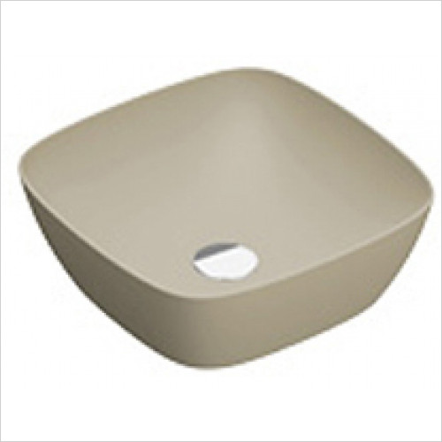 Catalano - Green Lux 40 Sit On Basin 0TH 40 x 40cm