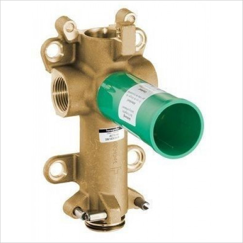 Hansgrohe Axor - One Shut Off Valve, Basic Set
