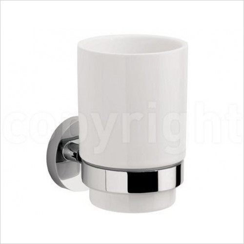 Crosswater - Central Tumbler Holder Single