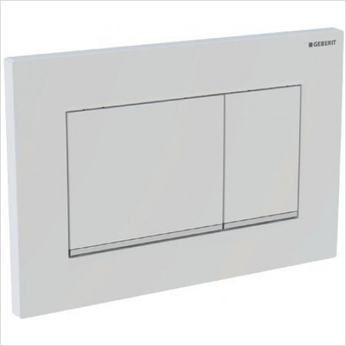 Geberit - Flush Plate Sigma30 For Dual Flush
