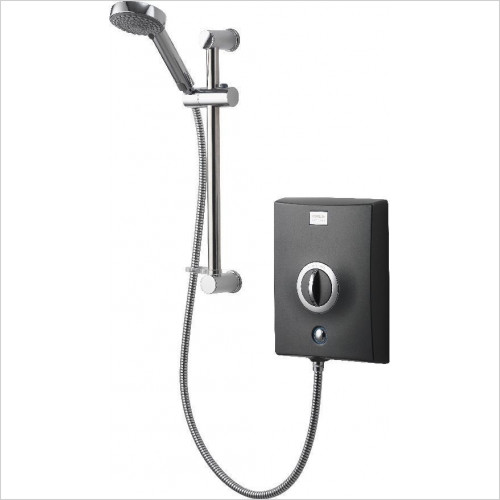 Aqualisa - Quartz Electric Shower 9.5kW With Adjustable Head