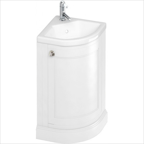 Burlington - Quattrocast Basin 430 1H  (For FC7 Corner Unit Only)