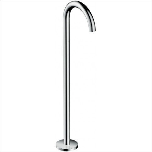 Hansgrohe Axor - Uno Floorstanding Bath Spout Curved