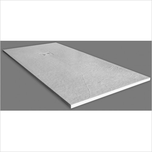 Merlyn - Truestone Rectangular Shower Tray 1700 x 900mm