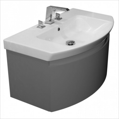 Saneux - Poppy 1-Drawer Basin Unit For 7732