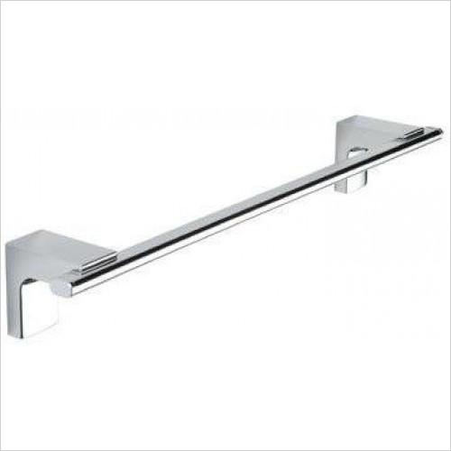 Bathroom Origins - Sonia Eletech Towel Rail 36cm