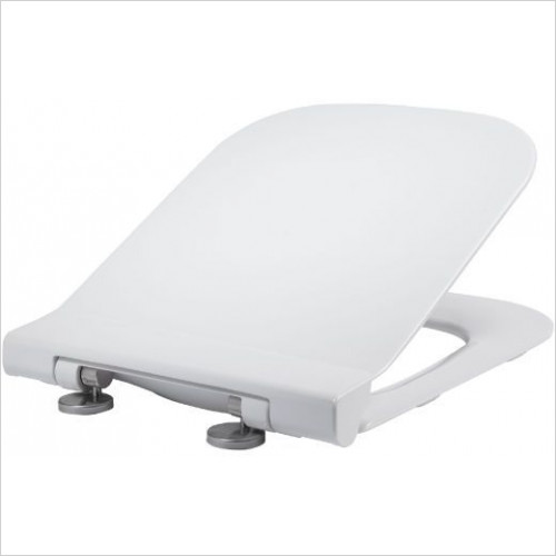 Tavistock Bathrooms - Structure Thin Soft Close Seat
