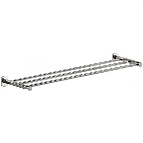 Bathroom Origins - Gedy Edera Towel Rack