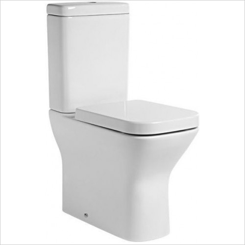 Tavistock Bathrooms - Structure Comfort Height Pan