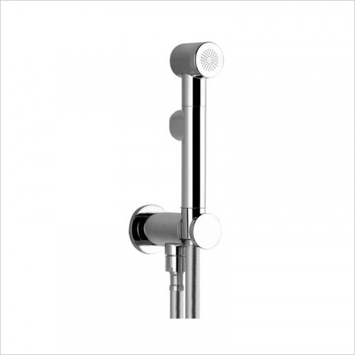 Gessi - Oxygene Shut-Off Douchette With 1/2'' Pipe Connection