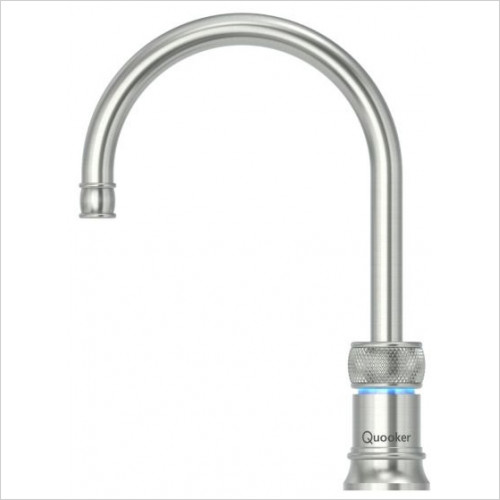 Quooker - Pro7 Classic Nordic Round (Excluding Mixer Tap)