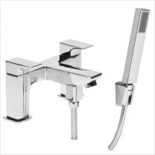 Roper Rhodes - Elate Deck Mounted Bath Shower Mixer