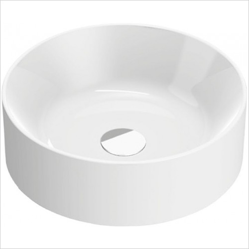 Catalano - Zero 40 Basin Round Sit On NTH 40 x 40cm