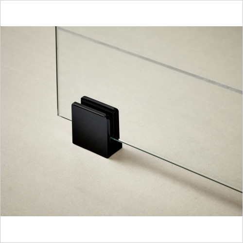 Hudson Reed - Wetroom Support Foot & Wall Bracket