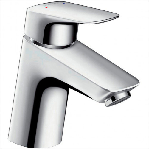 Hansgrohe - Logis Single Lever Basin Mixer 70 Without Waste Set
