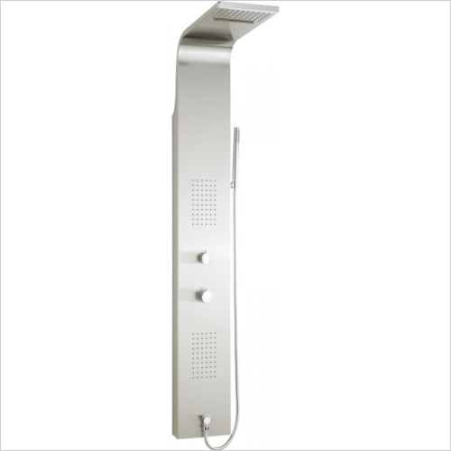 Hudson Reed - Lava Thermostatic Shower Panel