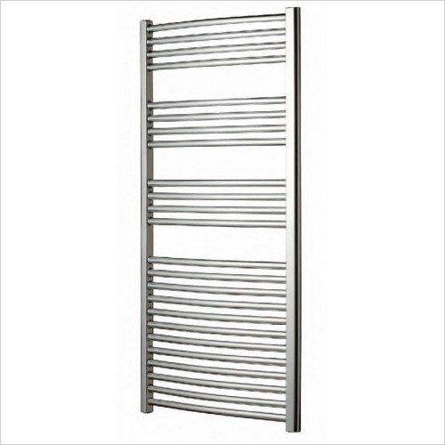 Radox - Premier Curved Towel Warmer - 800 x 500mm