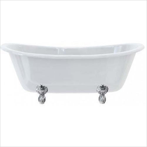 Burlington - Bateau Bath 1640 x 700mm