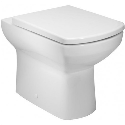 Tavistock Bathrooms - Vibe Back To Wall Pan