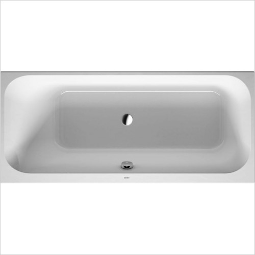 Duravit - Happy D.2 Bathtub 1700x750mm Built-In Corner Left