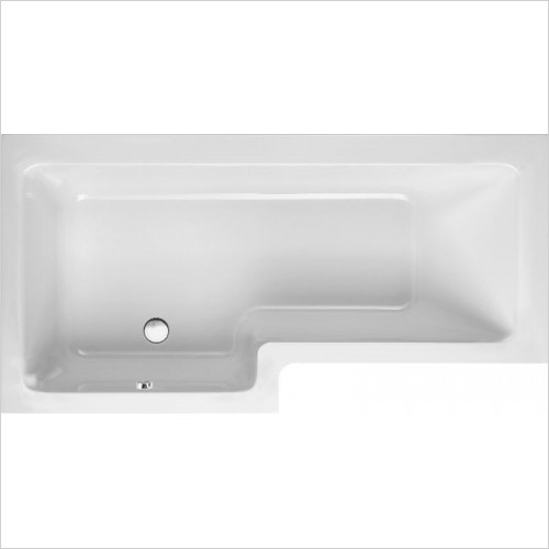 Saneux - Agua Maison Shower Bath Tub 1700 x 850mm LH