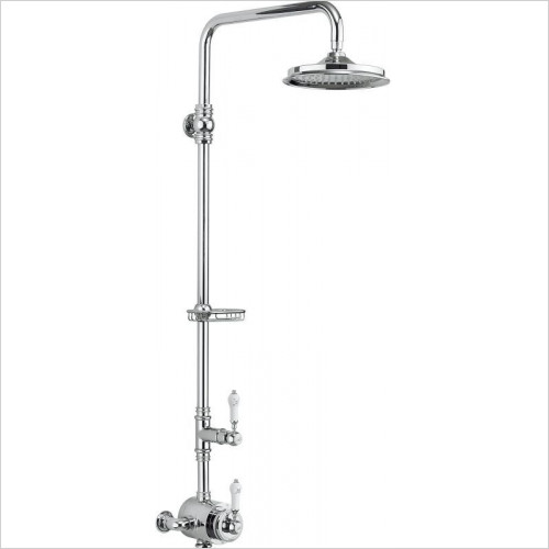 Burlington - Stour 28mm Single Outlet Exposed Shower Valve