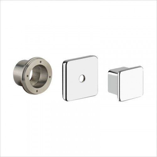 Gessi - Ispa Stop Valve For Thermostatic High-Capacity Mixer