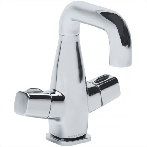 Roper Rhodes - Veer Basin Mixer With Click Waste