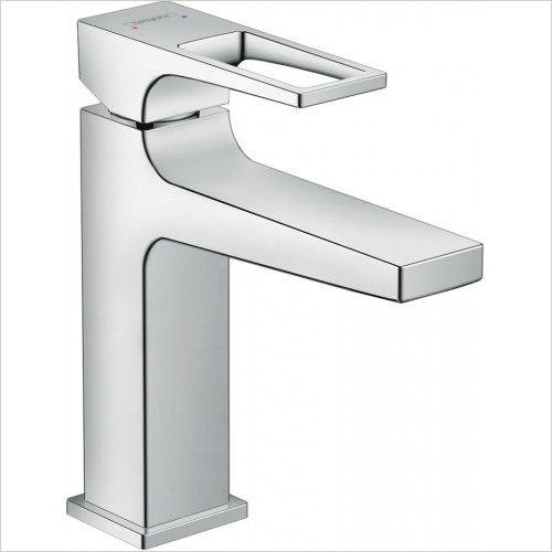 Hansgrohe - Metropol Single Lever Basin Mixer 110 With Pop-Up Waste