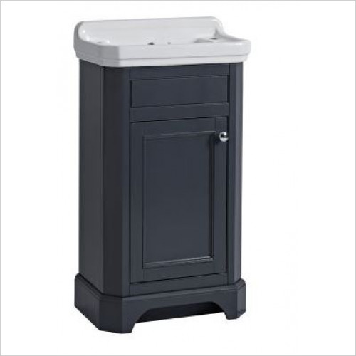 Tavistock Bathrooms - Vitoria Cloakroom Floor Mounted Unit