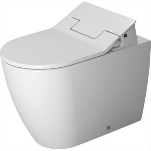 Duravit - ME By Starck Toilet Floorstanding 600mm Washdown BTW