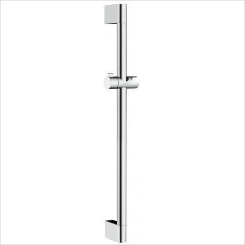 Hansgrohe - Unica Croma Wall Bar 650mm Without Shower Hose