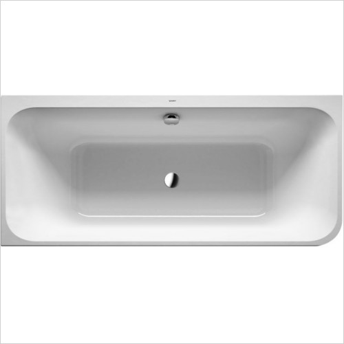 Duravit - Happy D.2 Bathtub 1800x800mm Corner Left