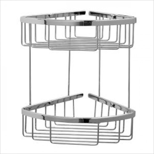Violek - Corner Basket With Two Tiers
